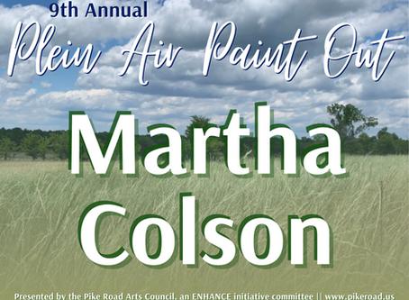 Martha Colson - Montgomery, AL
