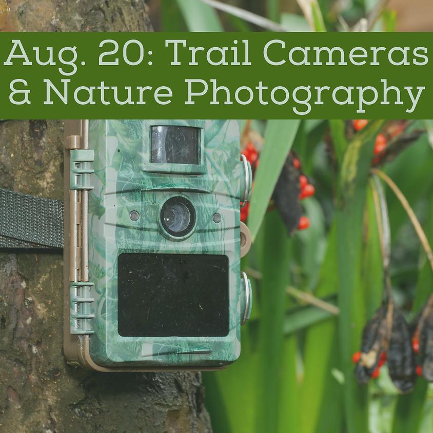 Trail Cams & Nature Photography Ag & Stewardship Workshop