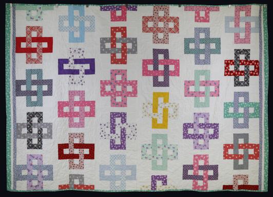 Simplicity Quilt by Becky Neuenschwander