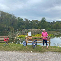 Happening Now: 9th Annual Plein Air Paint Out
