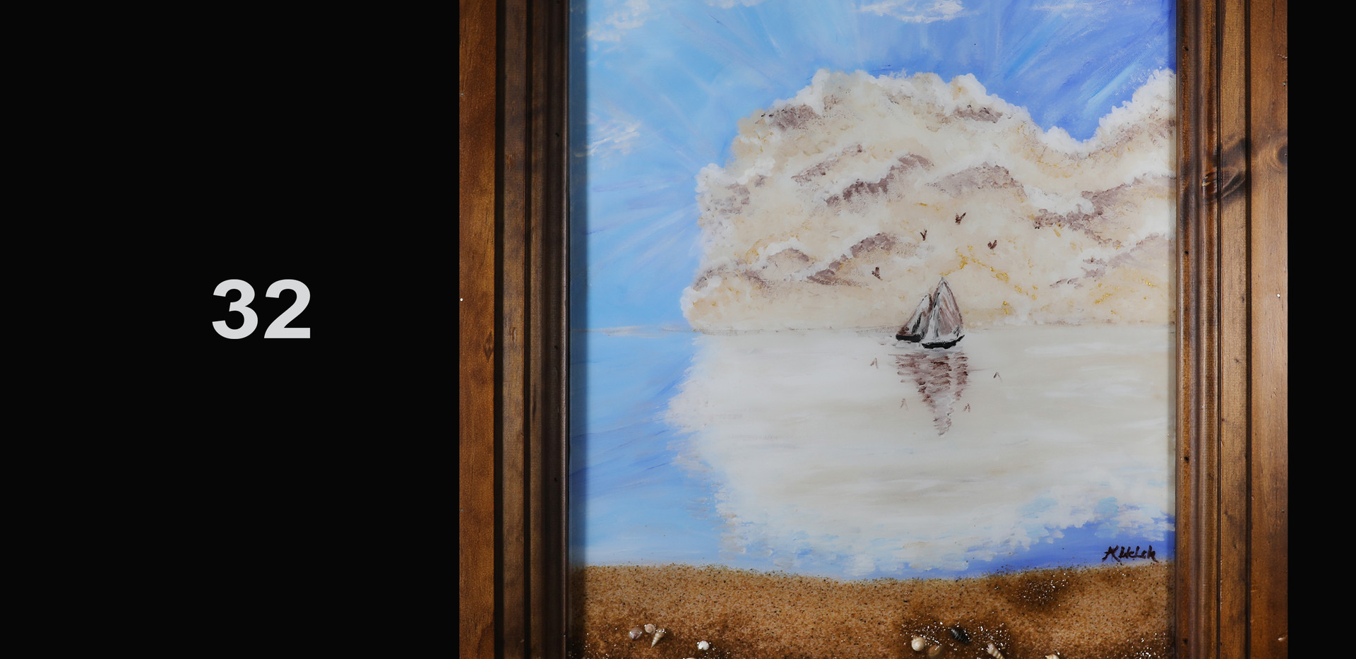 32. Clouds and Sails