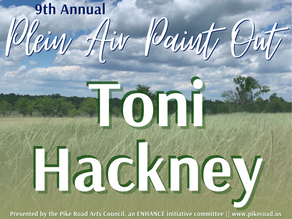 Toni Hackney - Shelby County, AL