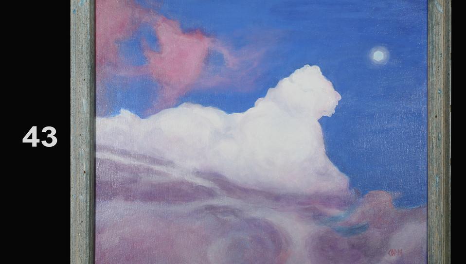 43. Cat in the Clouds
