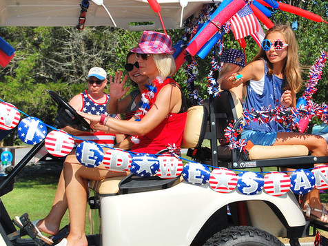 Pike Road 4th of July Parade, July, 2019