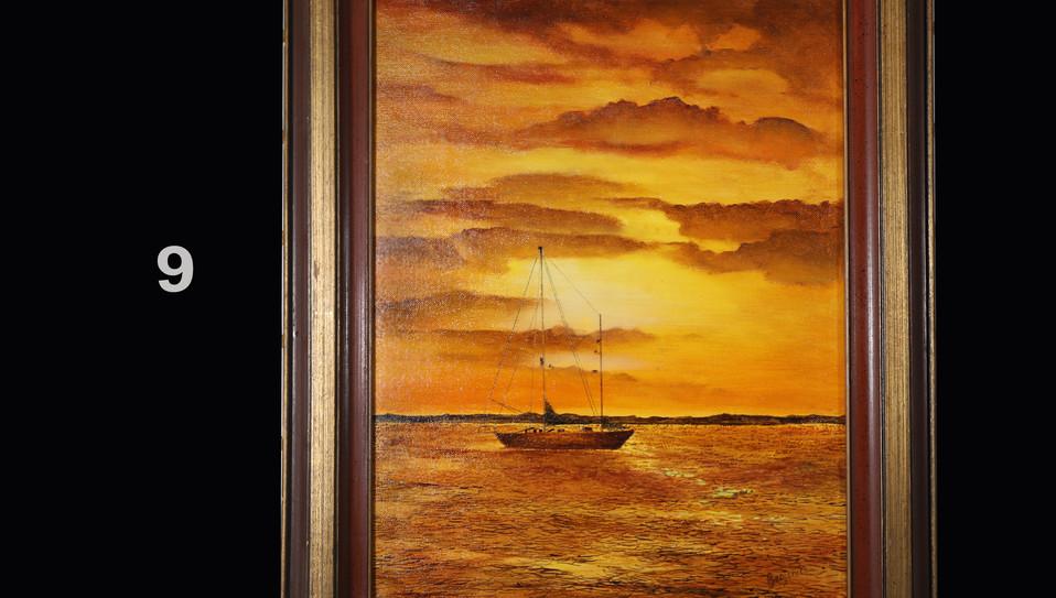 9. Sea of Golden