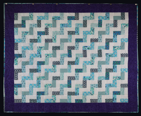 French Quarter Quilt by Janet Willingham