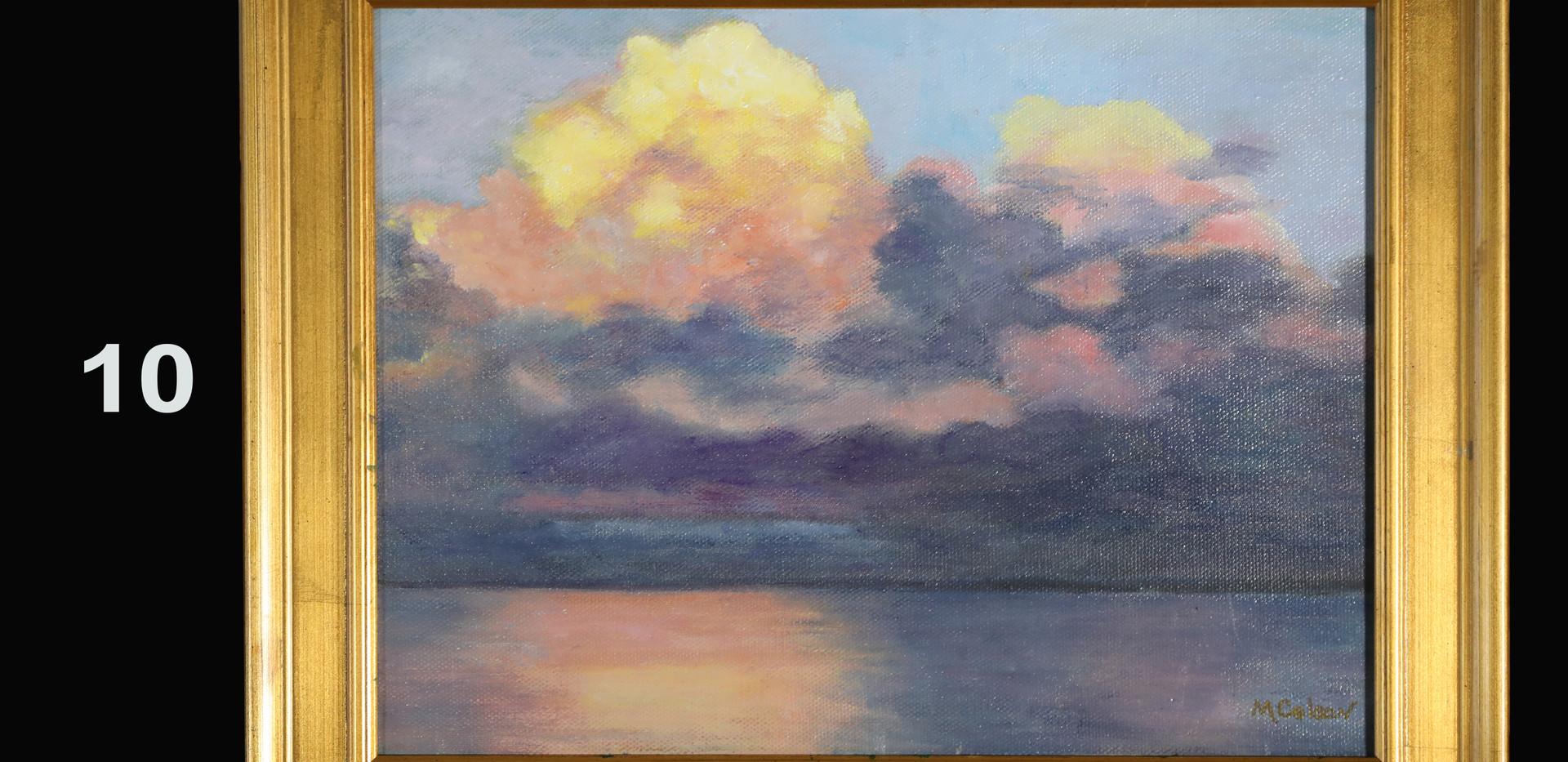 10. Orange Beach Sunset