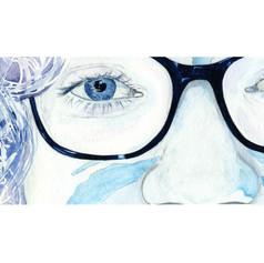 Feeling Blue Again by charlieanneart