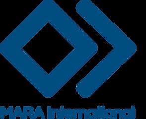 Trademark logo for MARA International