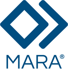Trademarked MARA logo