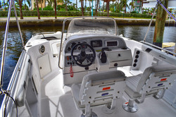 25 Ft. Center Console Rental