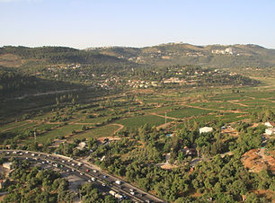 The Moza Region, View to the SW (Photo S