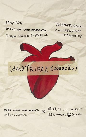 (das)TRIPAS(coração), mostra online