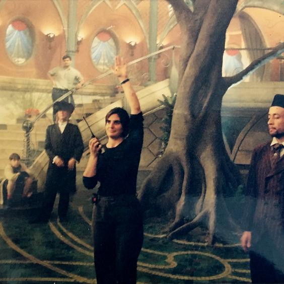 Aula Aberta: Direção de Arte Em Cena, com Vera Hamburger