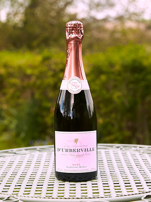 copy of D'Urberville ROSÉ English Sparkling Wine