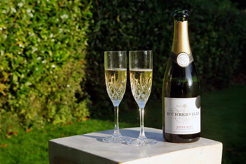 D'Urberville Vineyard, English Sparkling Wine, Dorset