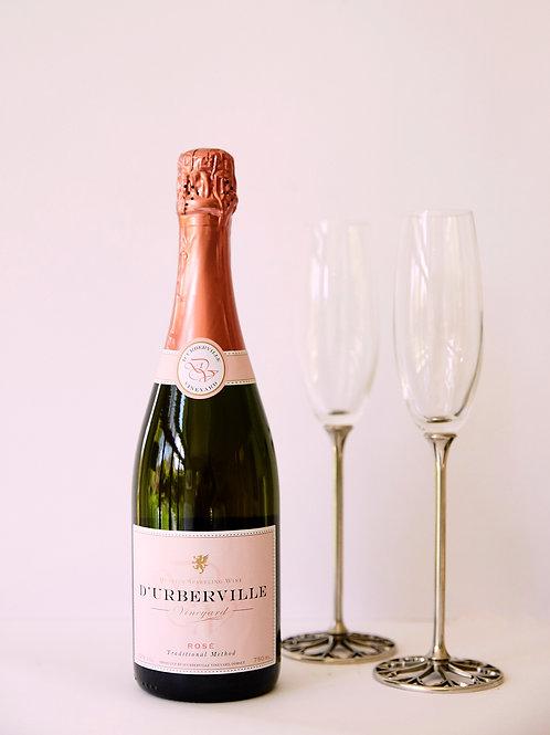 D'Urberville ROSÉ English Sparkling Wine