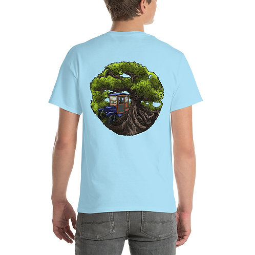 """Nostalgia"" Short Sleeve T-Shirt"