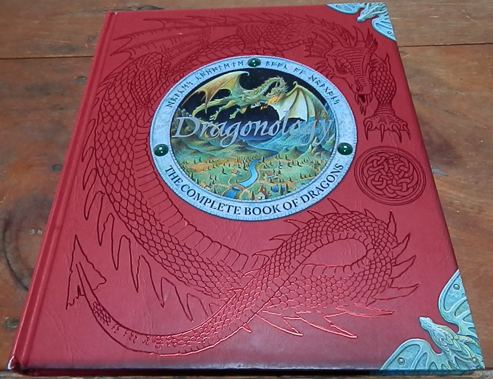 Dragonology book cover