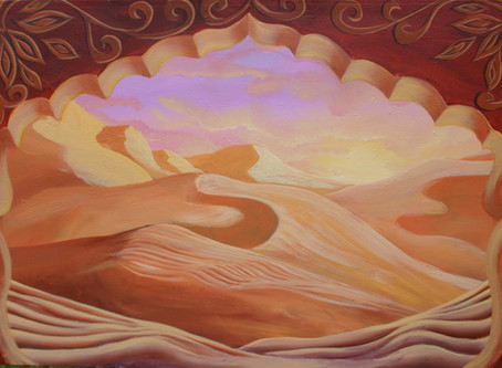 The Dunes of change