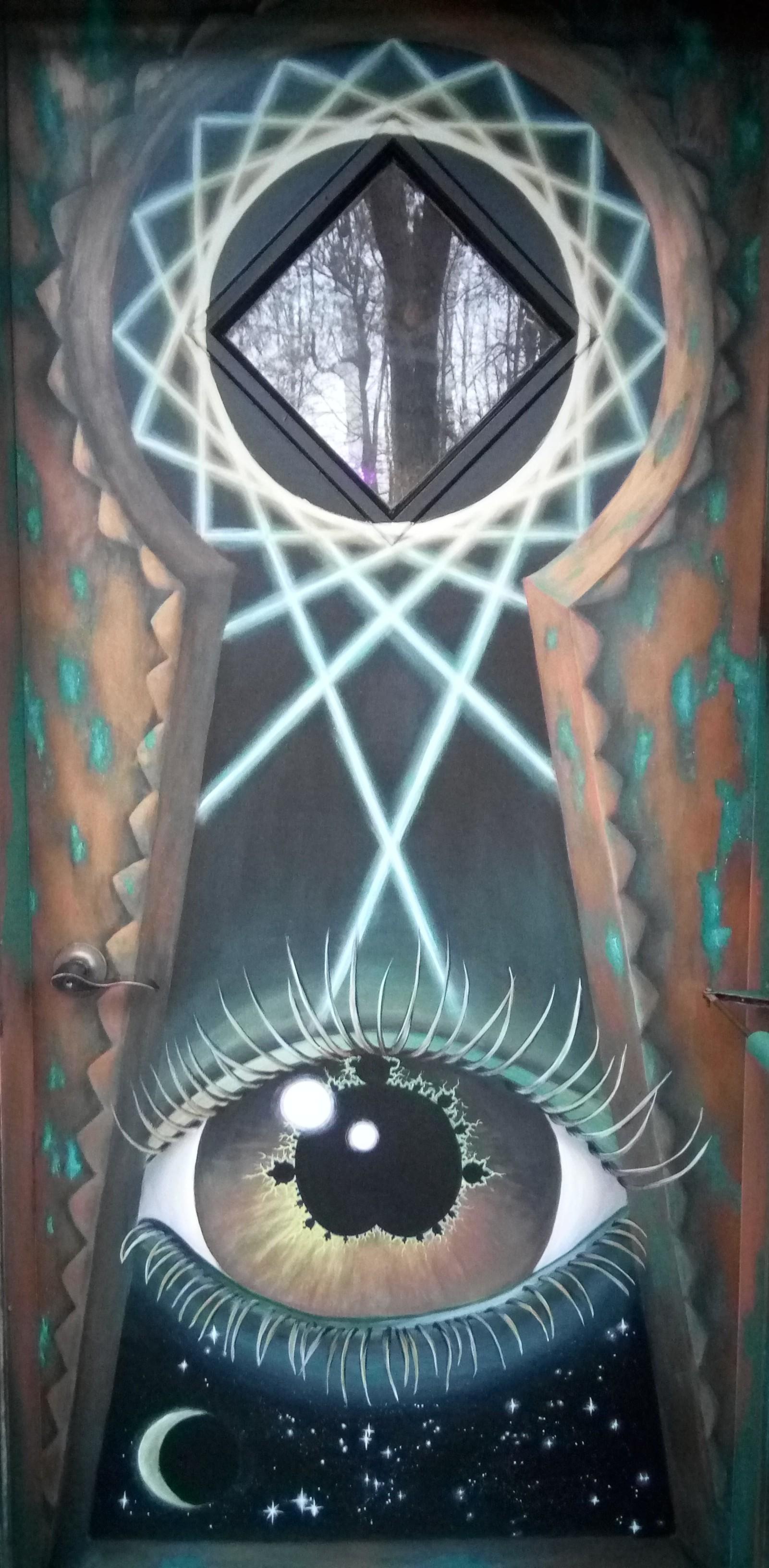 Arcane portal layer 2