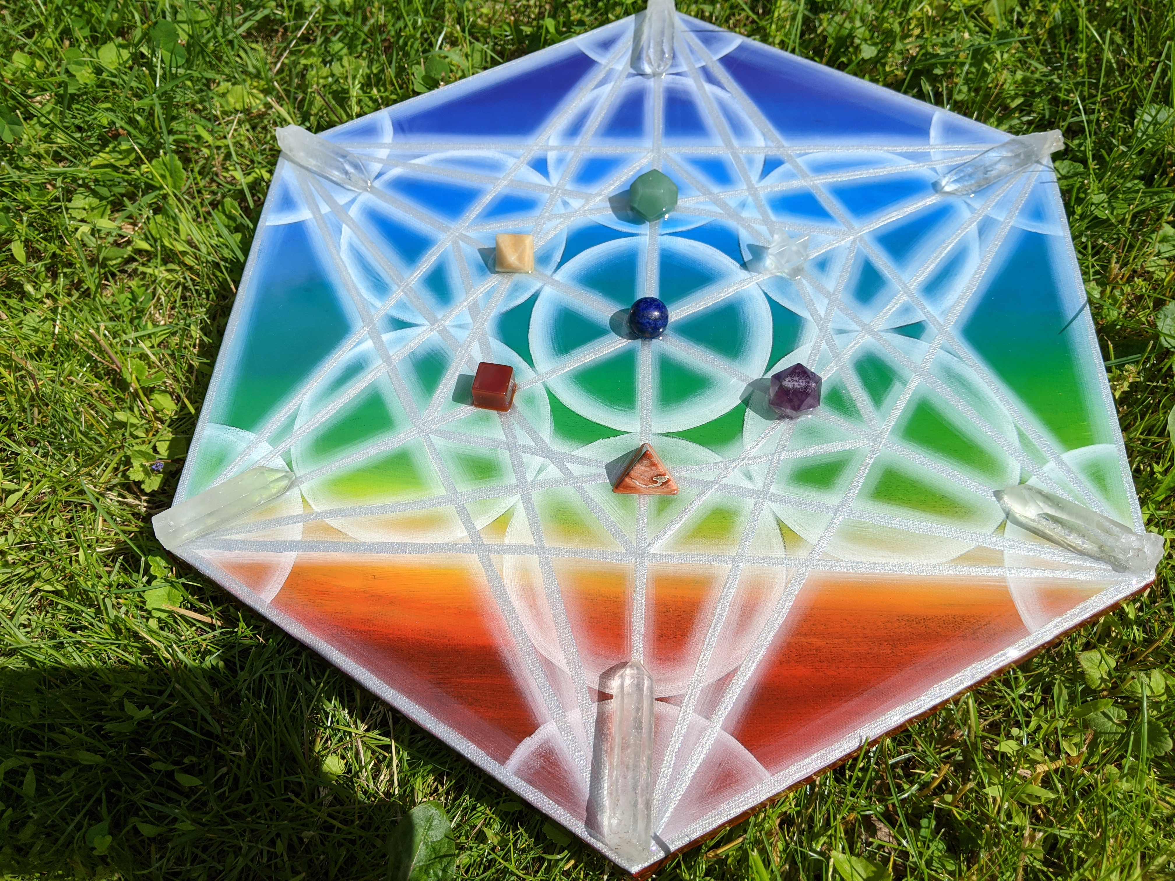 Metatron's Healing Art