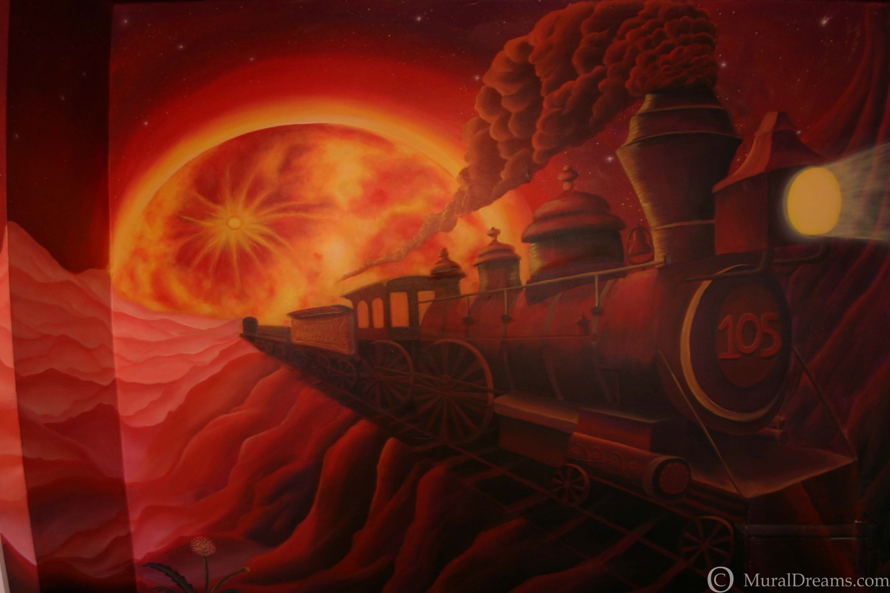 Moon Train