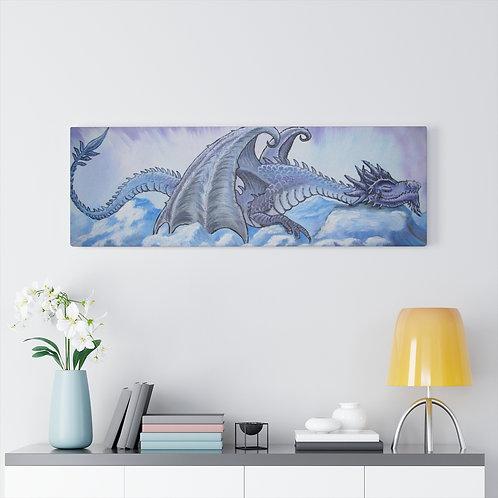 """""""Draco Dormiens"""" Canvas Gallery Wraps"""