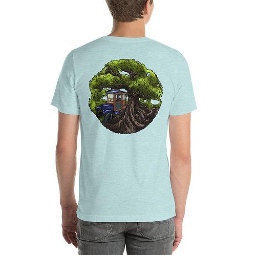 """""""Nostalgia"""" Short-Sleeve Unisex T-Shirt"""