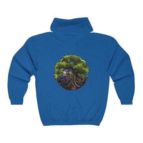 Bill's Unisex Heavy Blend™ Full Zip Hooded Sweatshirt