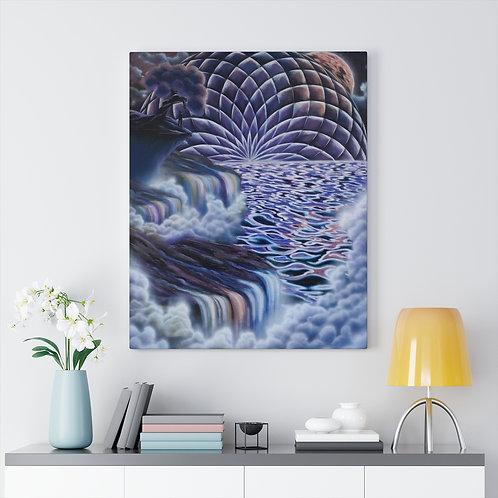 """Diamond Skies"" Canvas Gallery Wraps"