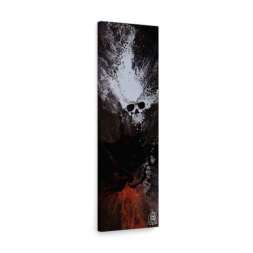 """Ghost Rider""Canvas Gallery Wrap"
