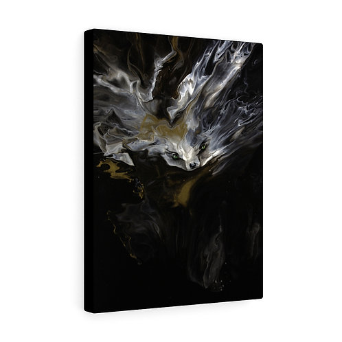 """Resistance Ninja"" Canvas Gallery Wraps"