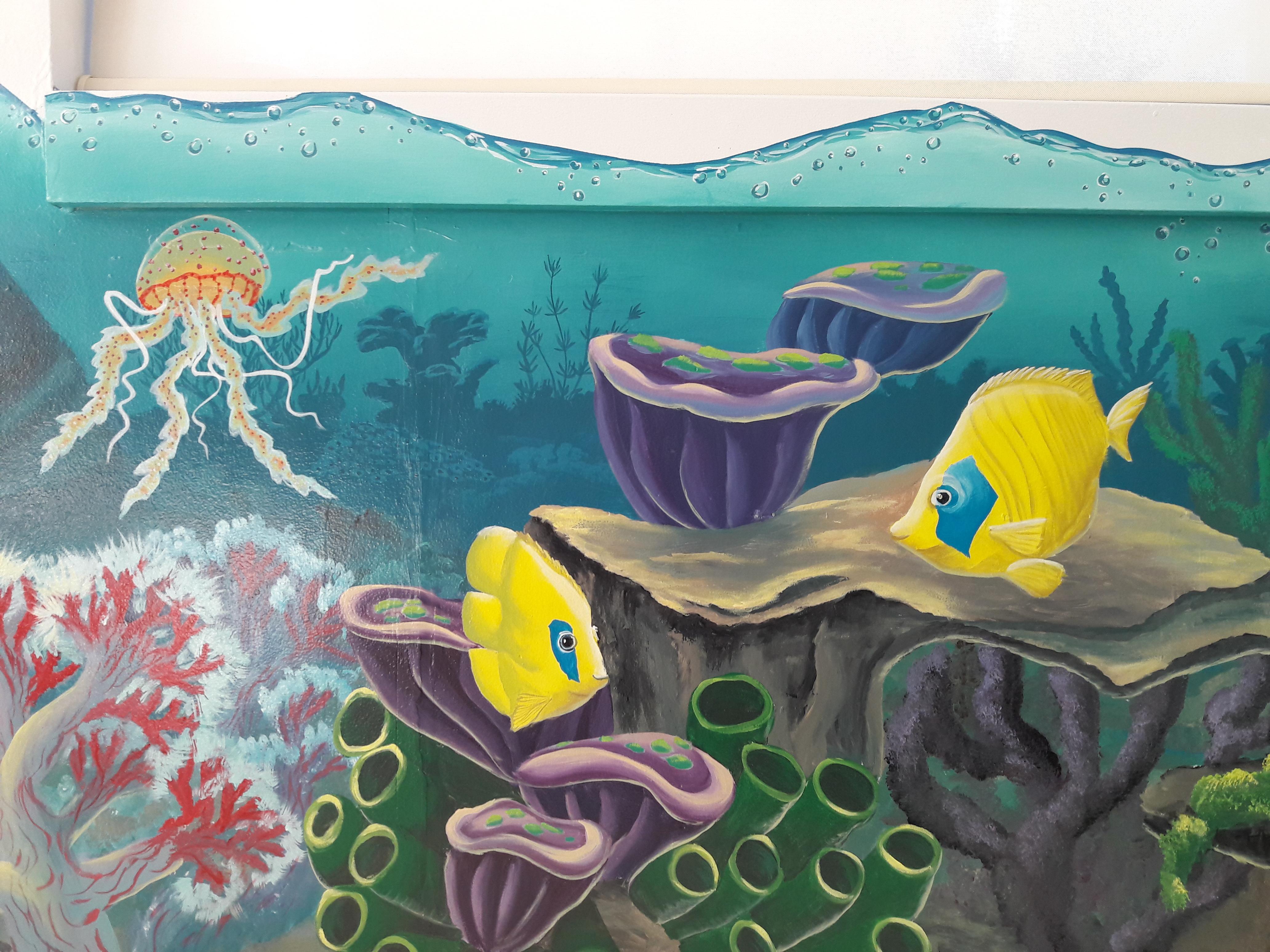 """Underwater colors"""
