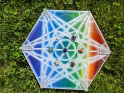Metatron's Healing Hexagon