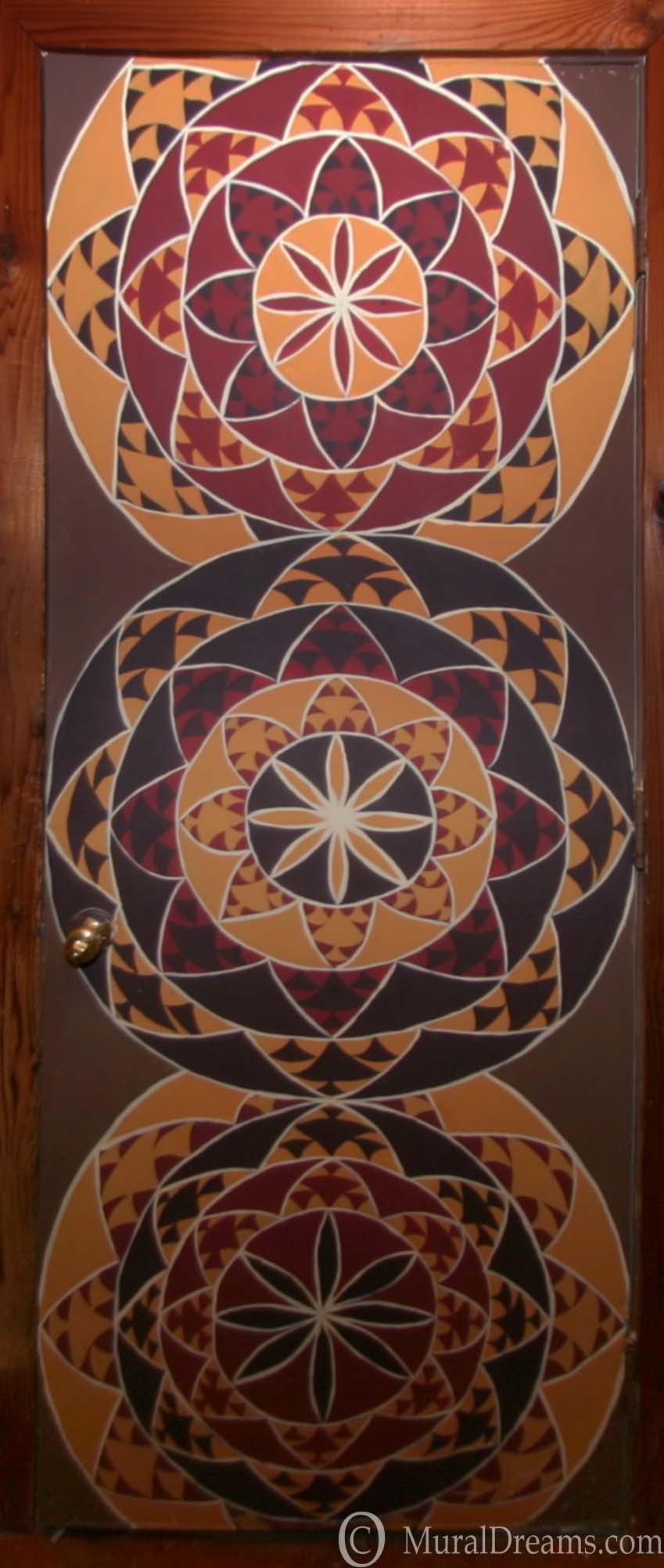 Mandala Door