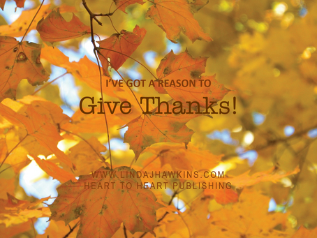 I've Got a Reason to Give Thanks—