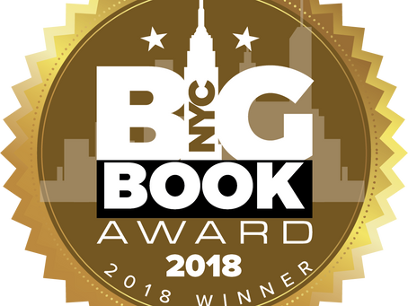 NYC Big Book Award Winner!