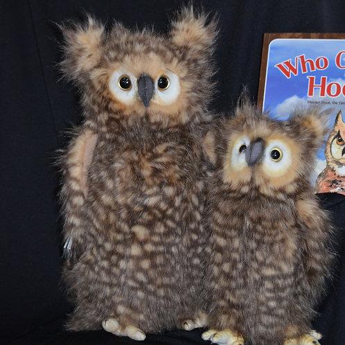 """Handmade Owls  14"""""""