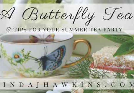Summer Tea Parties!