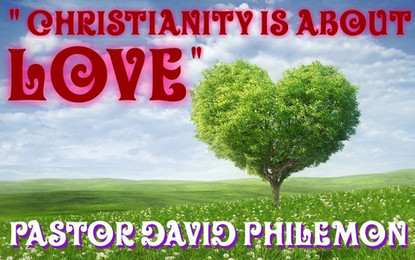 Christianity is about LOVE