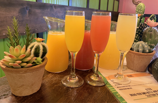 MIMOSA FLAVORS