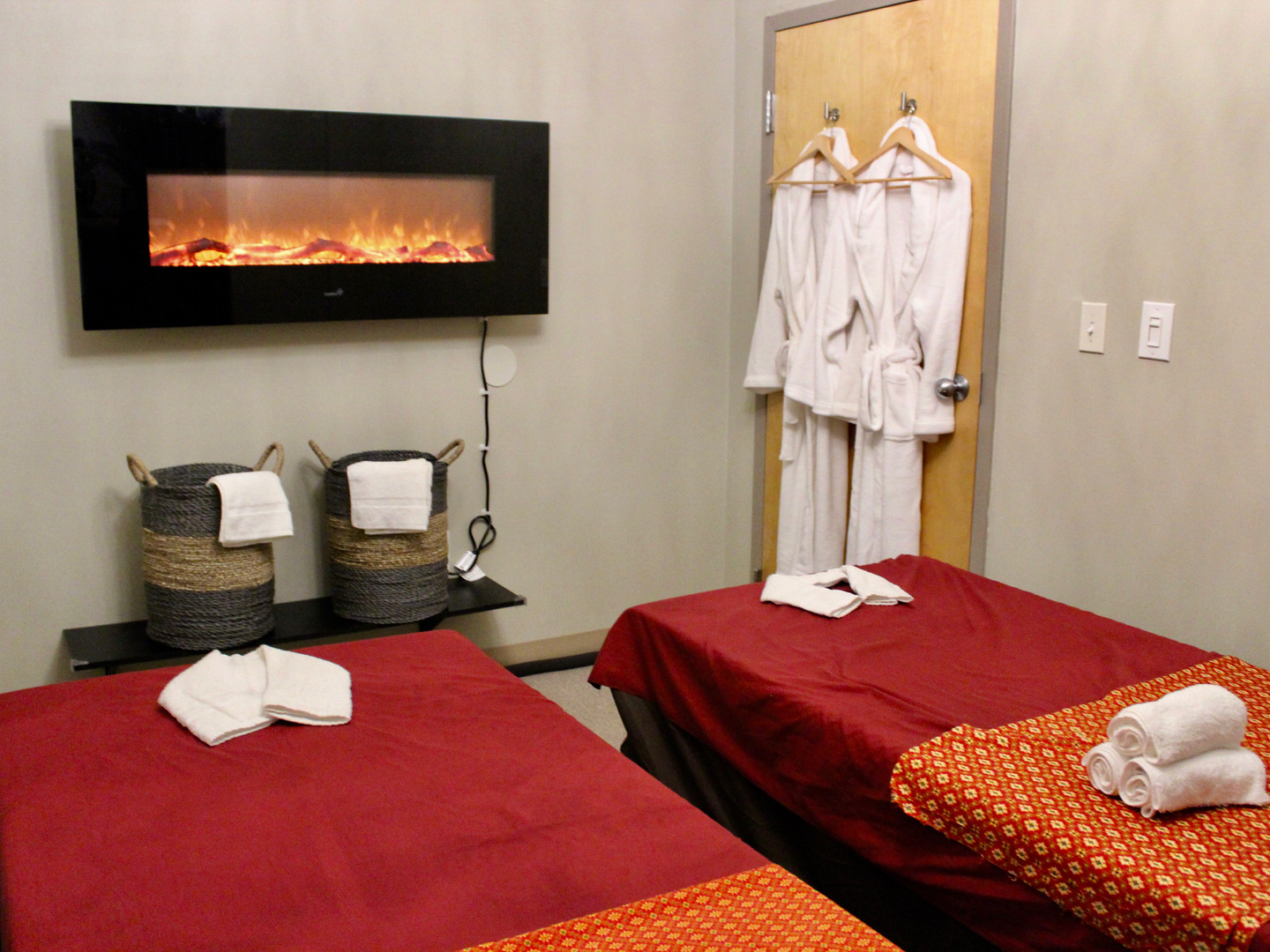 Couple Massage Room