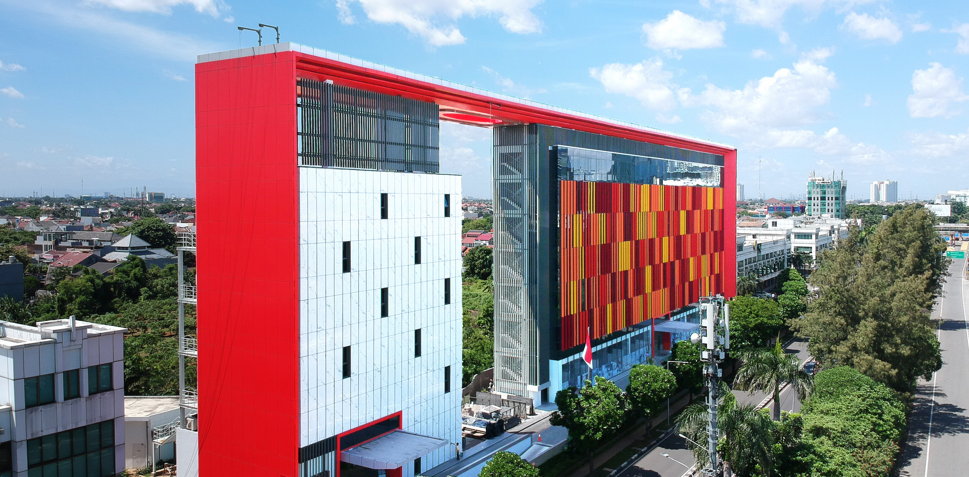 Quadra Centrum Taman Aries