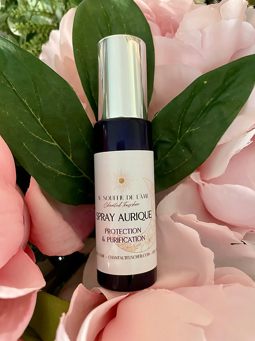 "Spray aurique ""Protection - Purification"" 30 ml"