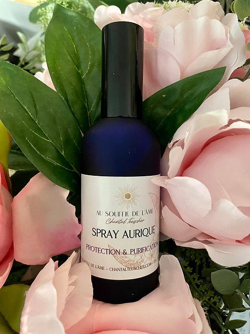 "Spray aurique ""Protection - Purification"" 100ml"