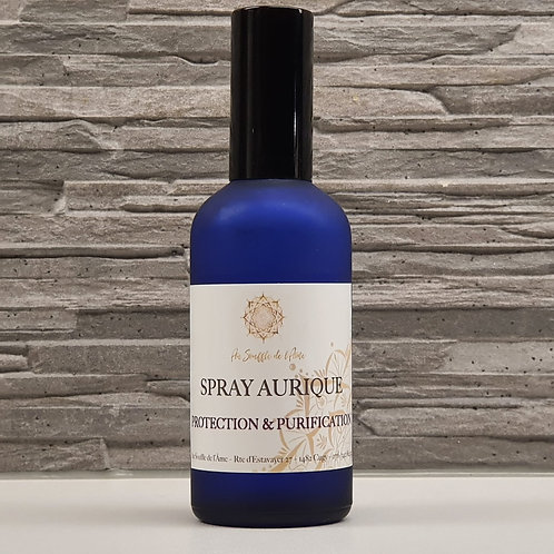 "Spray aurique ""Protection - Purification"" 100ml"