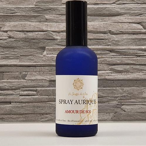 "Spray aurique ""Amour de Soi"" 100 ml"