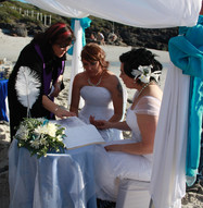 Sue-Anne & Claudette Wedding June2014 27