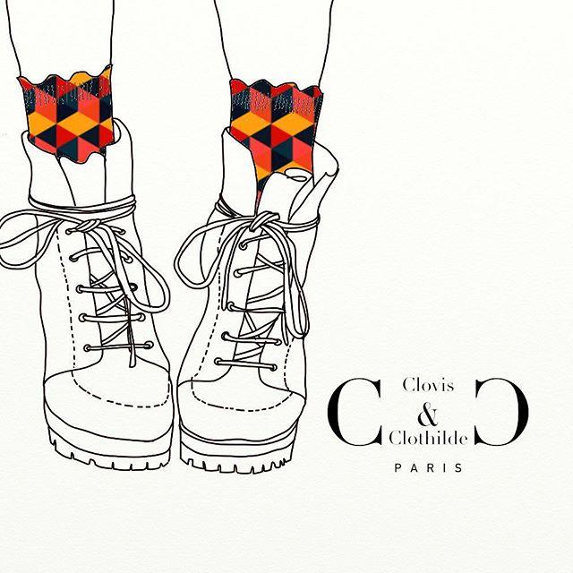 Clovis & Clothilde Paris 2017 Lookbo